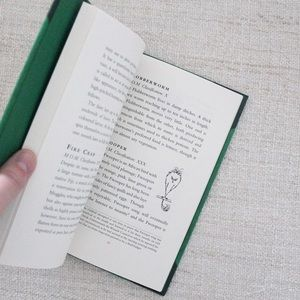 hardcover book Accents - 🍒Harry Potter Fantastic Beasts & Where to Find